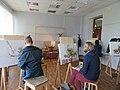 Étudiants de l'Institut Gorki à Palekh.jpg