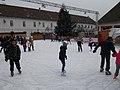 Óbuda Fő Square Ice Rink. - 2016 Budapest.jpg