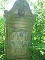 Єврейське кладовище Дрогобич могила.jpg