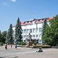 Броди - пам'ятник Т. Г. Шевченку, українському письменнику і художнику-0281.jpg