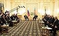 Встреча с Президентом Азербайджана Ильхамом Алиевым 8 августа 2016 в Баку.jpg