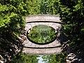 Горбатый мост через Рыбный канал, Екатерининский парк, Пушкин.jpg