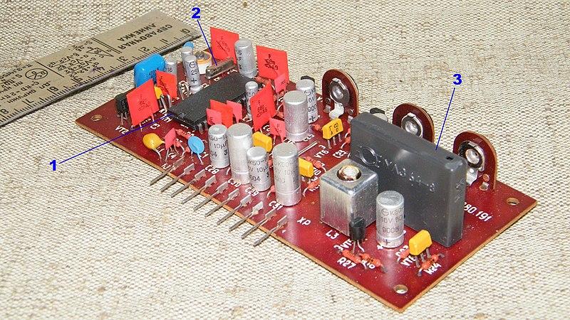 1 — микросхема К174ХА28