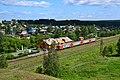 Железнодорожный вокзал. Станция Карпинск. Свердловская область.jpg
