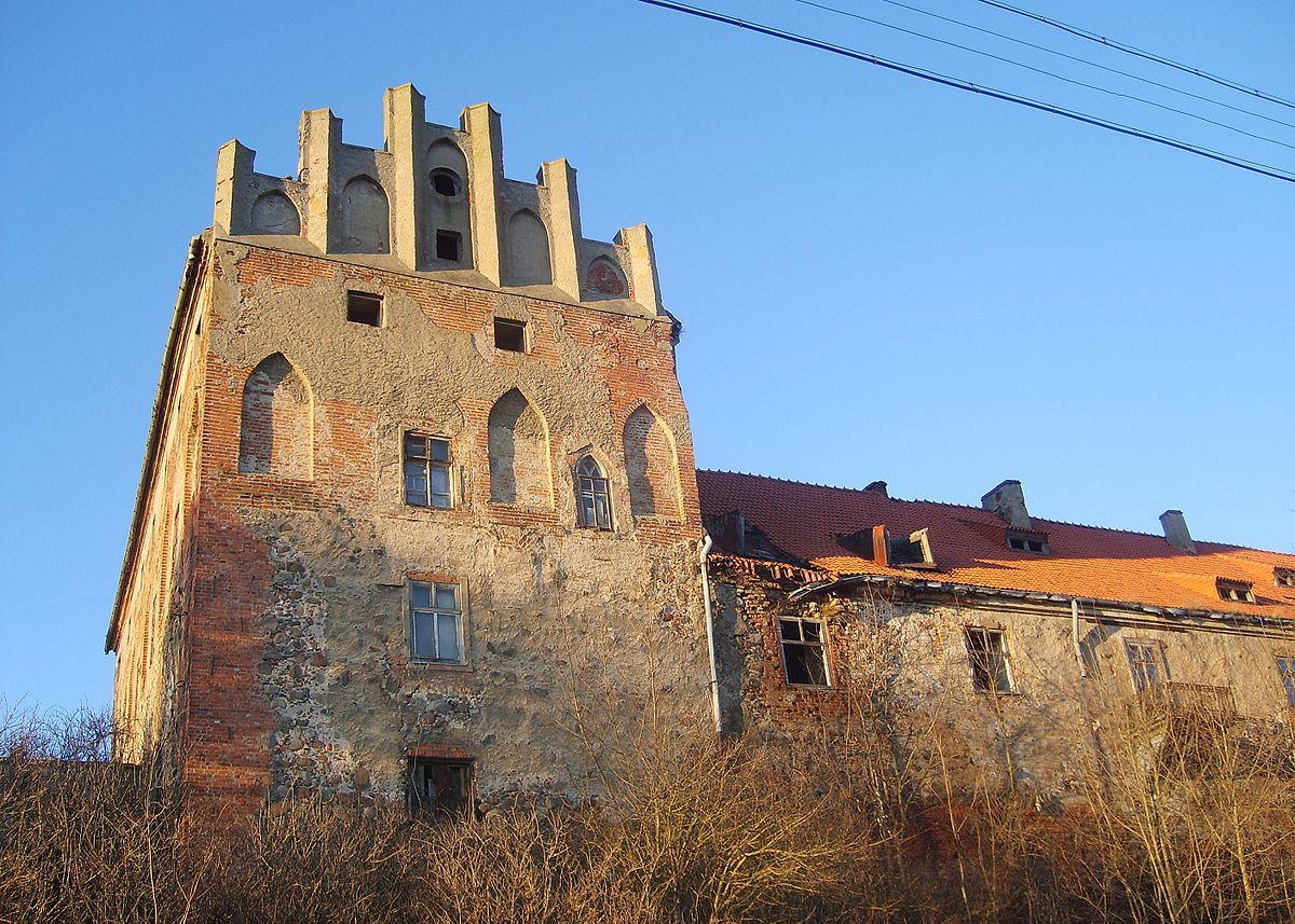 находится замок георгенбург фото никто может пройти