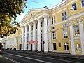 Здание 1-ой мужской гимназии (г. Казань, ул. К.Маркса) - 2.JPG