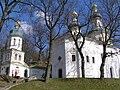 Комплекс споруд Iллiнського монастиря. м.Чернігів.JPG