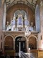 Костел Св.Лаврентія 17-18ст. (інтер'єр), м.Жовква.jpg