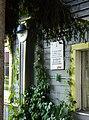 Мемориальная доска на доме, где родился Герой Советского Союза В.А. Зайцев.jpg