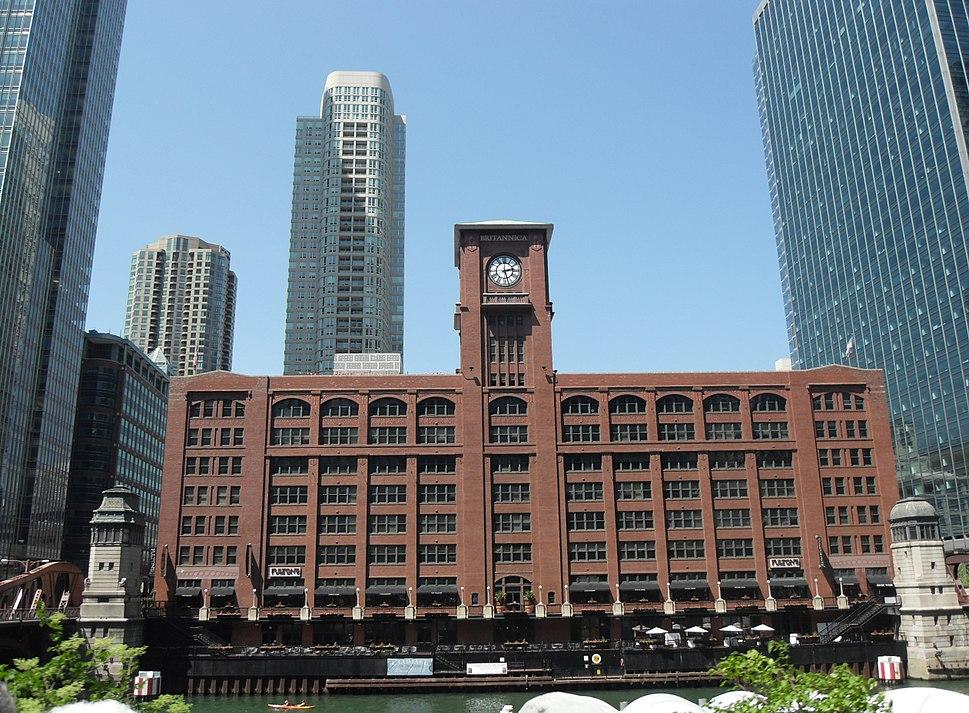 Офис Британника в Чикаго