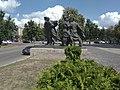 Пам'ятник харківським студбатівцям, м. Харків 01.jpg