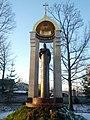 Памятник Александру Невскому на территории кладбища - panoramio.jpg
