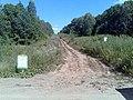 Пересечение новой дороги с газопроводом - panoramio.jpg