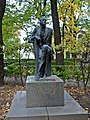 Санкт-Петербург, Тихвинское кладбище, могила Н.К. Черкасова.JPG