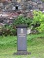 Свеаборг. Памятник шведским защитникам крепости. - panoramio.jpg