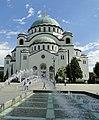 Храм Светог Саве, Београд (Cathedral of Saint Sava) - panoramio (1).jpg