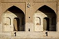 آجرچینی های دوره های مختلف تاریخی در کاروانسرای دیر گچین (5).jpg