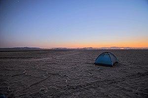 تصاویر دریاچه نمک حوض سلطان در استان قم 10.jpg