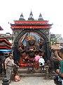 काल भैरव, वसन्तपुर दरवार क्षेत्र (Basantapur, Kathmandu) 22.jpg