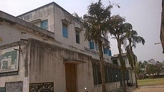 Bagha Jatin - Anglo Vernacular School, Nadia