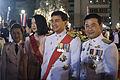 นายกรัฐมนตรีและภริยา ในนามรัฐบาลเป็นเจ้าภาพงานสโมสรสัน - Flickr - Abhisit Vejjajiva (54).jpg