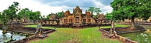 Prasat Muang Tam - Image: ปราสาทเมืองต่ำ ภาพกว้าง