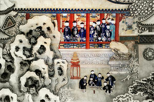 Concubinage - Consorts and children of the Qianlong Emperor, Qing dynasty, 18th century