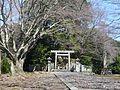 北畠親房の墓 Tomb of Kitabatake Chikafusa 2011.3.31 - panoramio.jpg