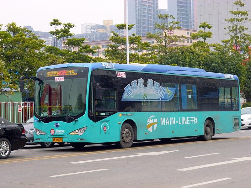 深圳公交M375路K9