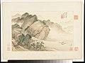 清 王翬 王時敏 仿古山水圖 冊 紙本-Landscapes after old masters MET DP154155.jpg