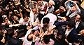 """香港立法會逃犯修例委員會""""鬧雙胞""""爆衝突4.jpg"""