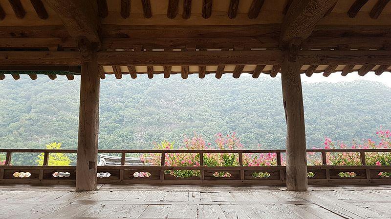 File:병산서원 만대루-1.jpg