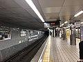 히고바시역 승강장.jpg