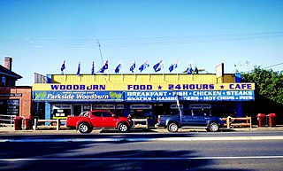Woodburn, New South Wales Town in New South Wales, Australia