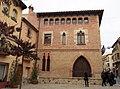 015 Can Raspall, pl. Santa Isabel (la Garriga).JPG