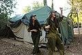02-מערת הפלמח משמר העמק צילום מתי חלילי (18) הבנות מתאמנות.jpg