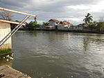0370jfRiverside Masantol Market Harbour Roads Pampanga River Districts Villagesfvf 14.JPG