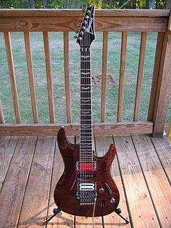 Ibanez S Guitar series