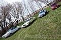 05 Dodge Magnum RT & 80 Dodge St.Regis & 78 Chrysler New Yorker Brougham & 64 Imperial Crown Coupe (14129775383).jpg