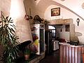 090 Mas Nadal (Sant Andreu de Llavaneres), actualment restaurant, interior.JPG