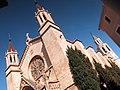 103 Santa Maria des del Palau Reial (Vilafranca del Penedès).JPG