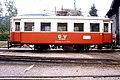 105R32180683 Attergaubahn, Endstelle Attersee, Triebwagen BET 23103.jpg