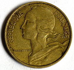 meaning of centime