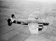 10 Squadron Halifax Mk II Dec 1941 IWM CH 443