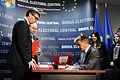 11. Andrei Dolineaschi la depunerea listei Aliantei Electorale PSD-UNPR-PC la alegerile europarlamentare - 22.03.2014 (13755107365).jpg