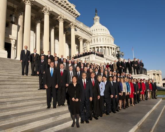112th Congress Freshmen Class