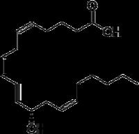 12-Hydroxyeicosatetraenoic acid.png