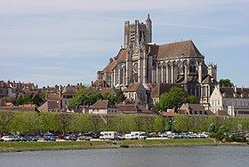 Image illustrative de l'article Cathédrale Saint-Étienne d'Auxerre