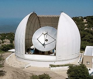 ARO 12m Radio Telescope 12-meter dish located on Kitt Peak