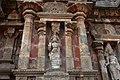 12th century Airavatesvara Temple at Darasuram, dedicated to Shiva, built by the Chola king Rajaraja II Tamil Nadu India (87).jpg